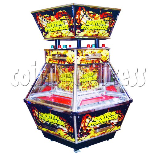 Benthal Storehouse Coin Pusher 22236