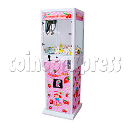 20 Inch Metal Cabinet Crane Machine