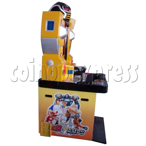 Arm Champs ticket machine 25367