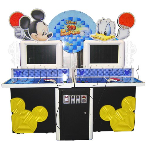 Disney 3D Ping Pong Arcade Machine (2 players) 22775