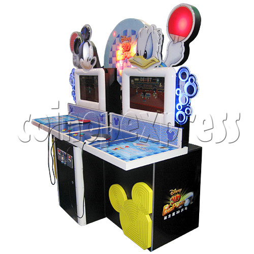 Disney 3D Ping Pong Arcade Machine (2 players) 22937