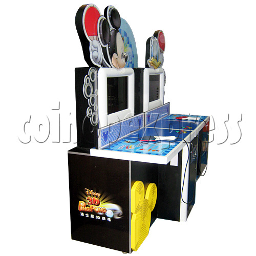 Disney 3D Ping Pong Arcade Machine (2 players) 22938