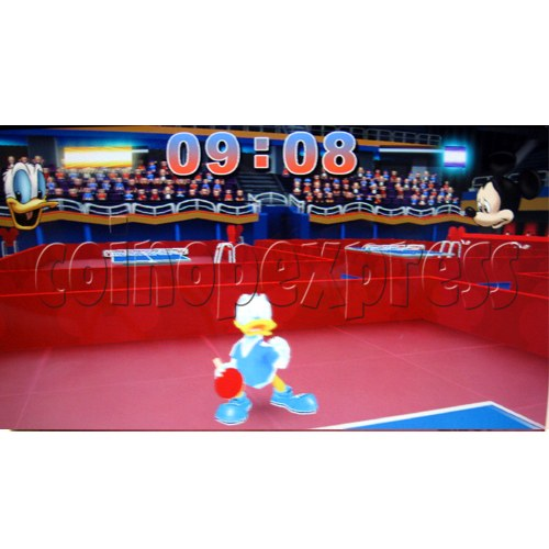 Disney 3D Ping Pong Arcade Machine (2 players) 22942