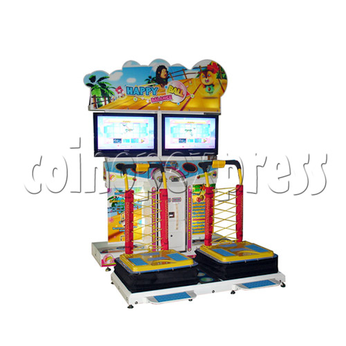 Happy Balance Ball stepping machine (two players) 23730