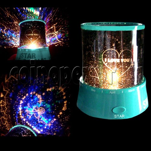 Mini Colorful Night Sky Projection 23107