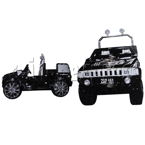 Off Road Adventure (4 x 4 cars) 23241