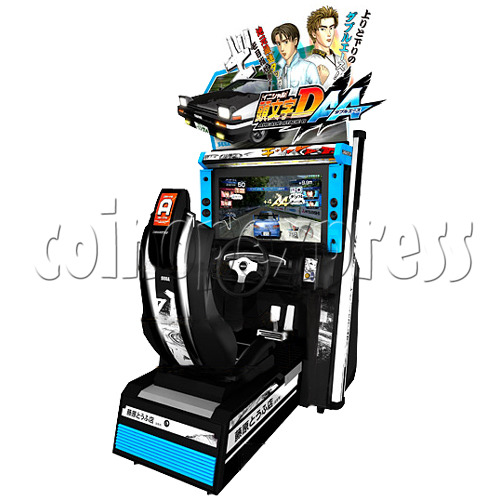 Initial D' Arcade Stage Version 6 AA Single
