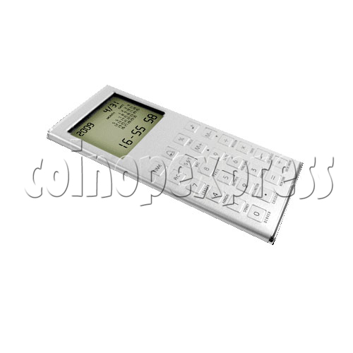 8 Digitals Aluminum Calendar Calculator 24370