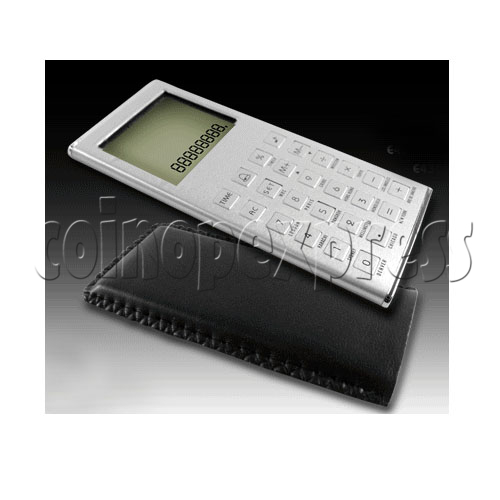 8 Digitals Aluminum Calendar Calculator 24372