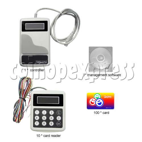 Smart Card system (Mini LCD Card Reader) 24473