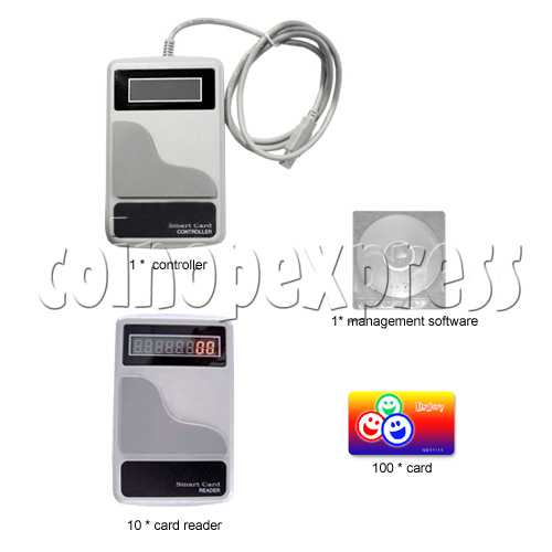 Smart Card System (LED card reader) (stopped-production) 24475