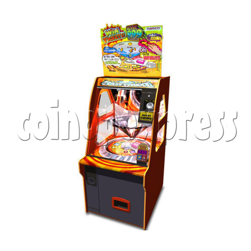 Crazy Typhoon Coin Pusher 24574