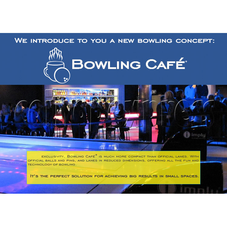 Bowling cafe (20.10M) 30733