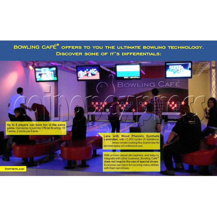 Bowling cafe (20.10M) 30734