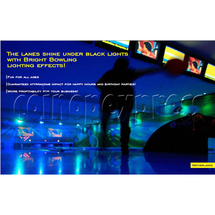 Professional Bowling center (10 lanes) 31708