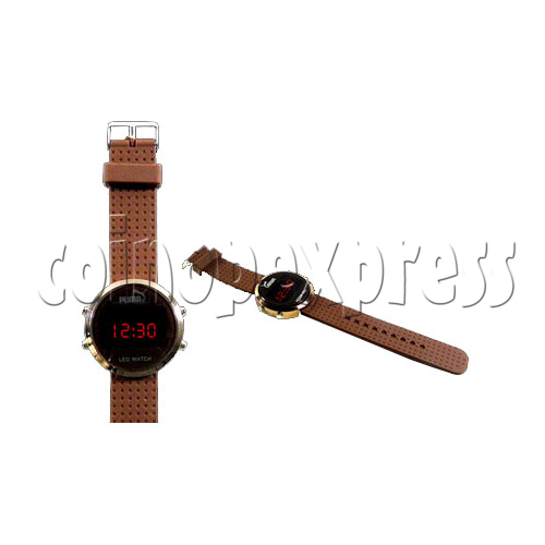 LED Digital Mirror Watches 24881