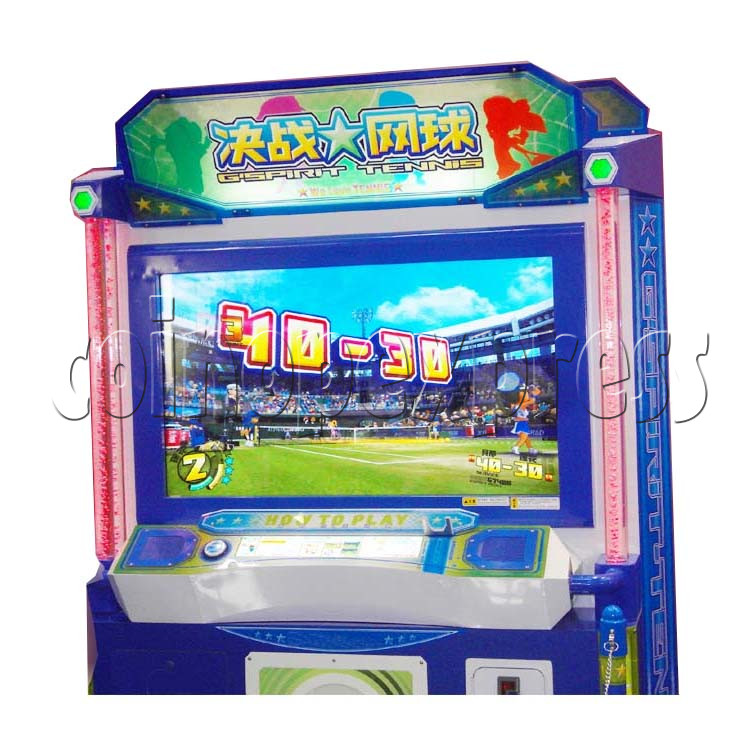 3D GSpirit Tennis sport game 27354