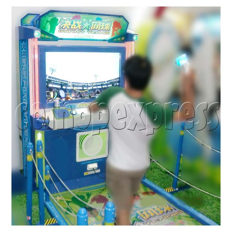 3D GSpirit Tennis sport game 27411