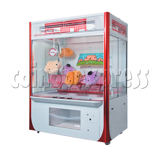 Big Clena crane machine 25328