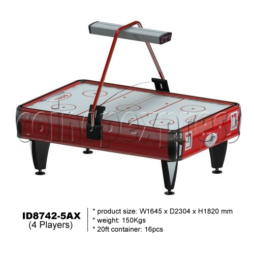 Air Hockey coin-operated models 25453