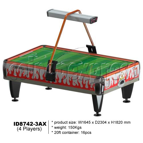 Air Hockey coin-operated models 25455
