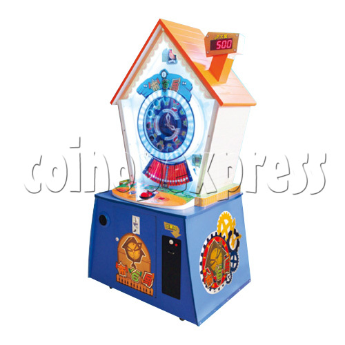 Cuckoo Clock Ticket Redemption Machine 25587