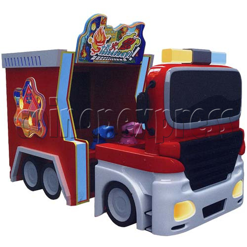 Fire Engine Emergency Water Shooter 25841