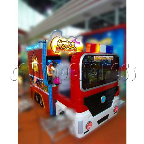Fire Engine Emergency Water Shooter 25844