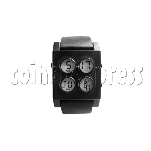 Digital Night Light Wrist Watches 26911