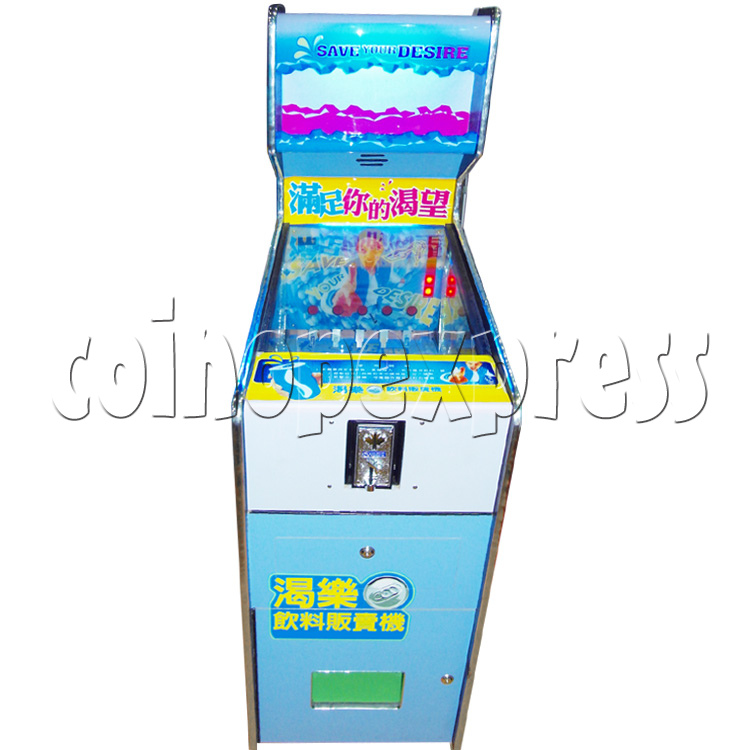 Coke Automatic Prize Machine 26869
