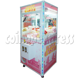 28 inch Happy Castle Crane Machine