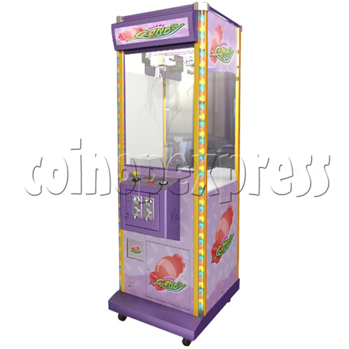 Taiwan candy crane machine: 22 inch Knight Age 27512