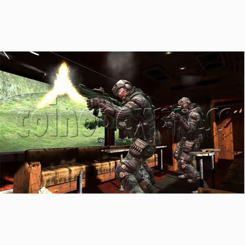 Operation Ghost (55 inch LCD screen) 27729