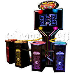 Pac-Man Battle Royale Video Arcade Game (DX)