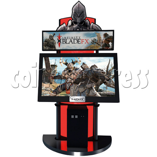 Infinity Blade Fx Multi touch screen 28421