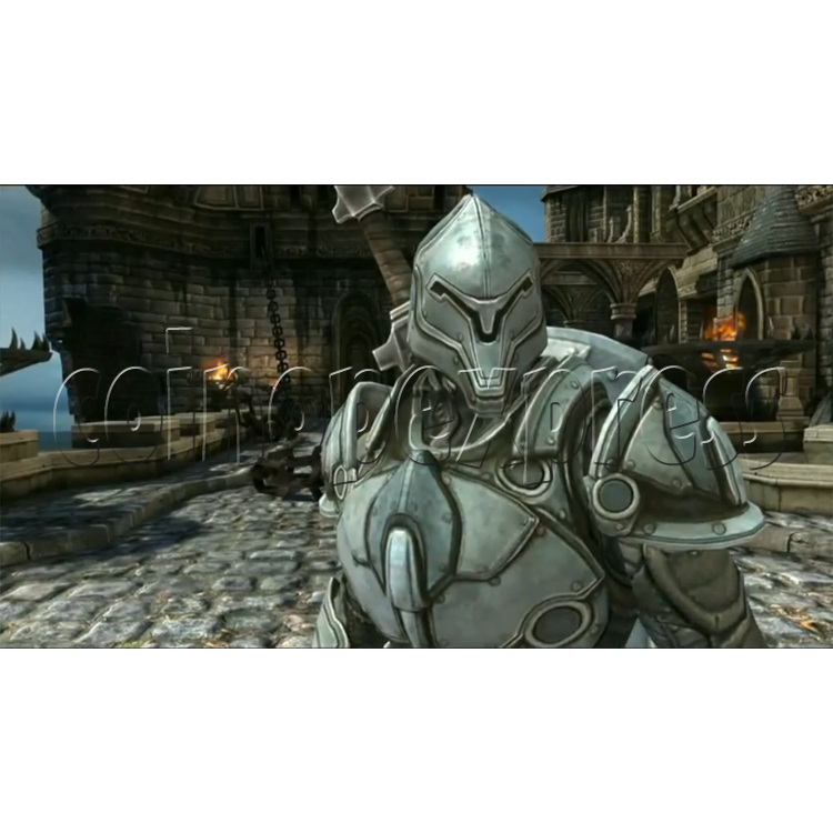 Infinity Blade Fx Multi touch screen 28427