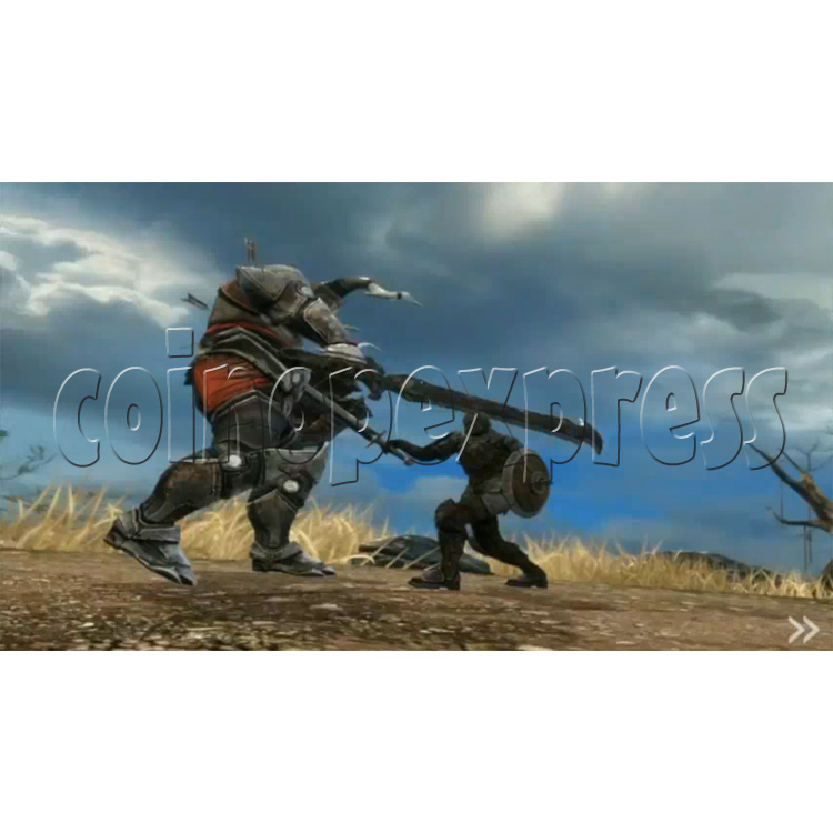 Infinity Blade Fx Multi touch screen 28430
