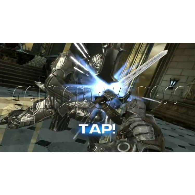 Infinity Blade Fx Multi touch screen 28431