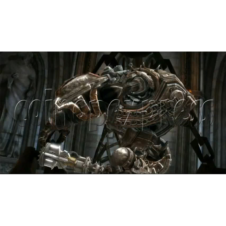 Infinity Blade Fx Multi touch screen 28432