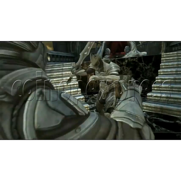 Infinity Blade Fx Multi touch screen 28433