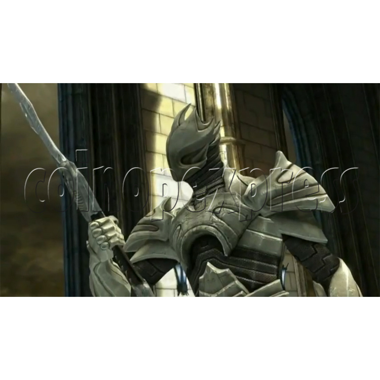 Infinity Blade Fx Multi touch screen 28434