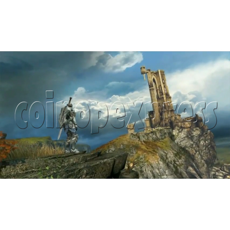 Infinity Blade Fx Multi touch screen 28435