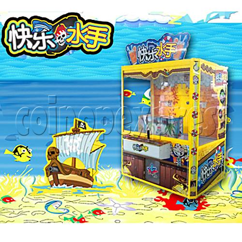 Happy Sailor Prize Machine 28249