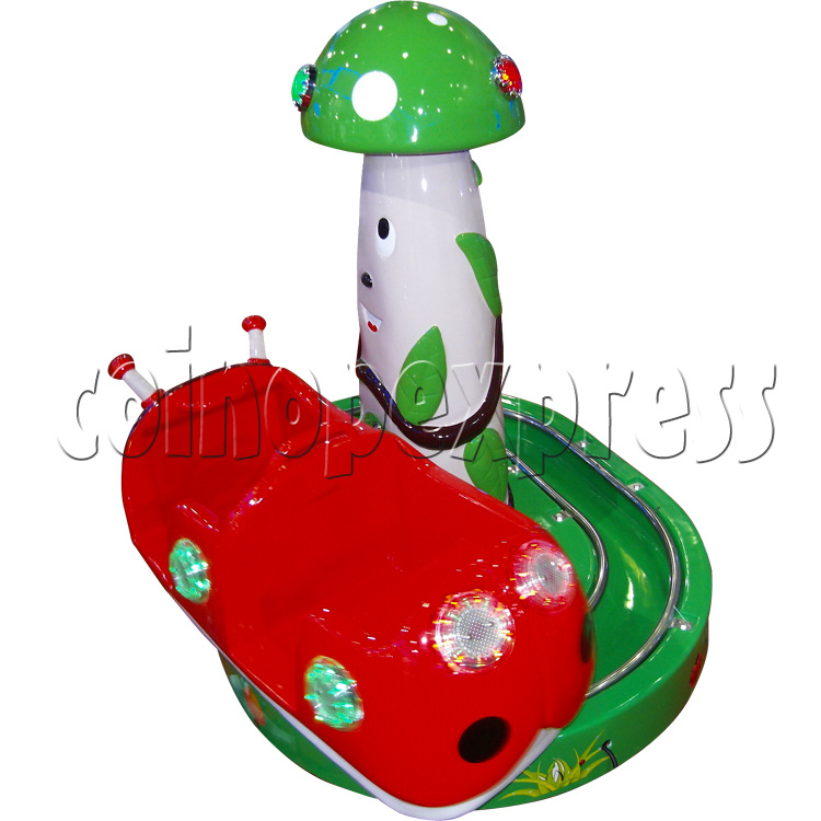 Caterpillar Train Kiddie ride (2 players) 28960