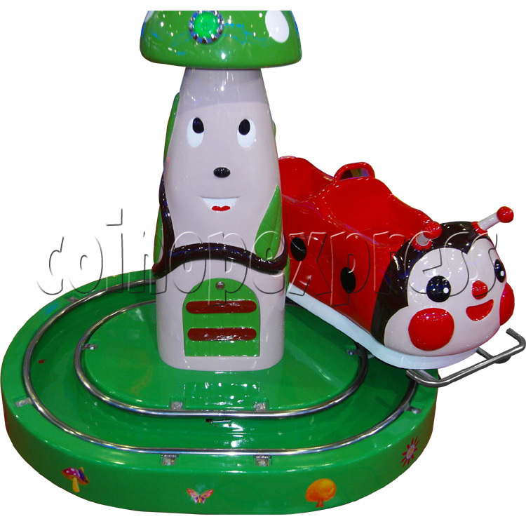 Caterpillar Train Kiddie ride (2 players) 28961