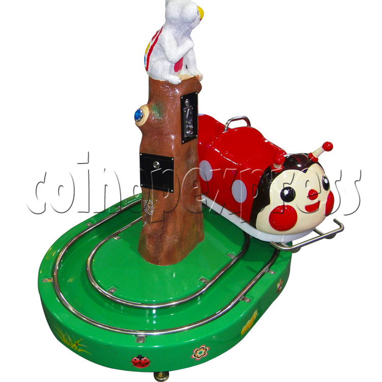 Caterpillar Train Kiddie ride (2 players) 28962