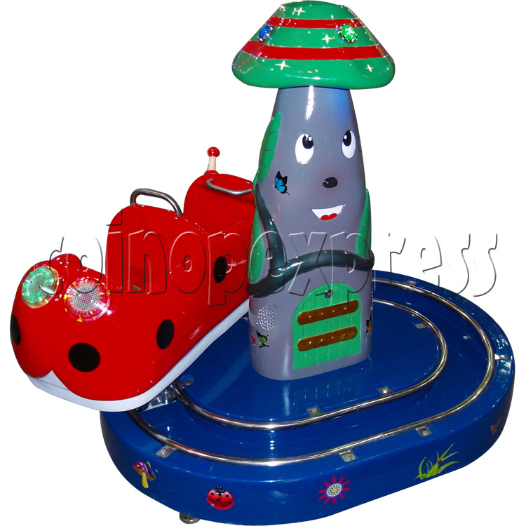 Caterpillar Train Kiddie ride (2 players) 28966