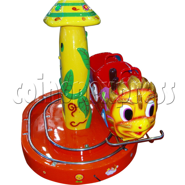 Dragon Train Kiddie Ride 28954