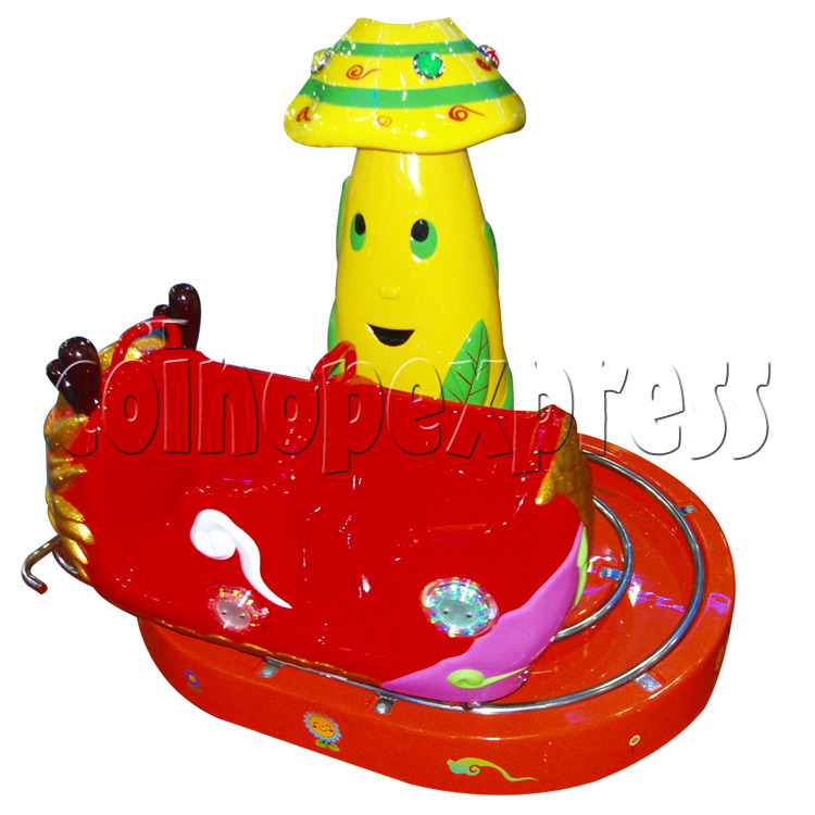 Dragon Train Kiddie Ride 28955