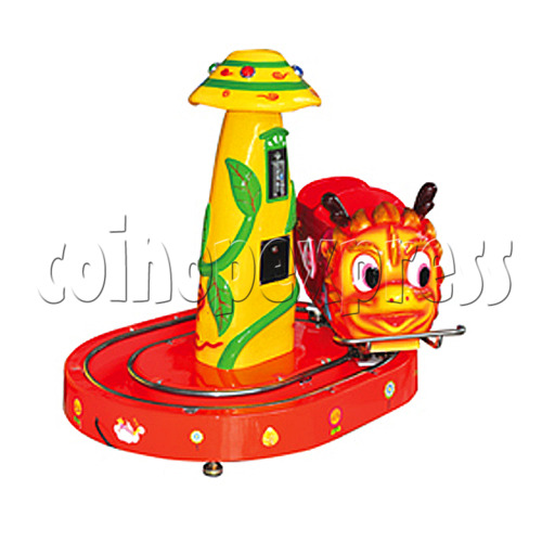 Dragon Train Kiddie Ride 28956